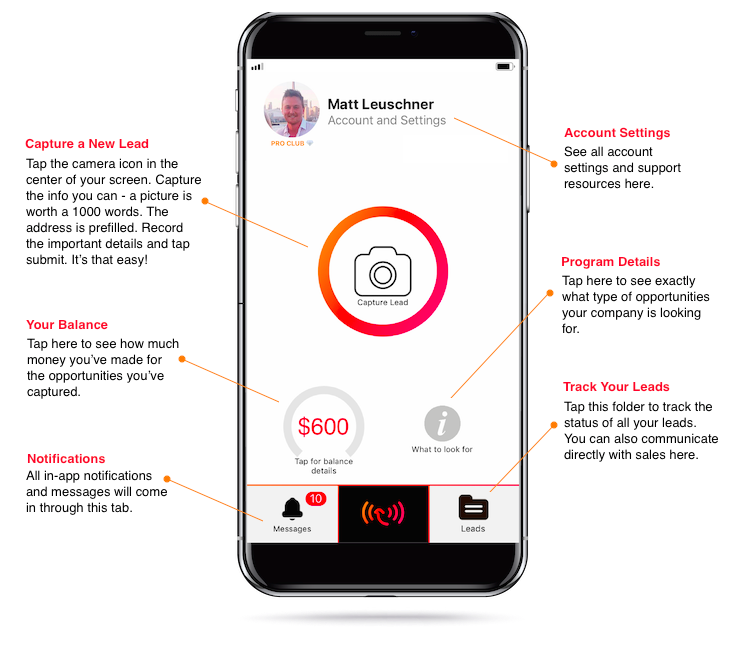 How does the mobile app work? – Wingmate Support